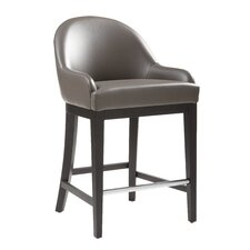 """5West Haven 26"""" Bar Stool with Cushion"""