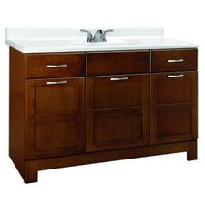 "Casual 48"" Bathroom Vanity Base"
