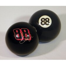 NASCAR Eight Ball (Set of 4)