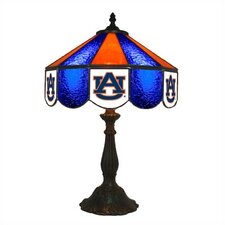 "NCAA Wide 22"" H Table Lamp with Cone Shade"