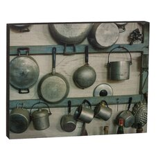 Summit Vintage Kitchen Equipment Wall Art