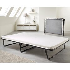 Saver Folding Bed with Airflow Fiber Mattress