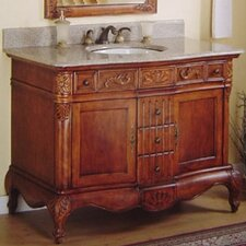 "Yorktown 45"" Single Bathroom Vanity Set"