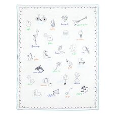 Alphabets Play Blanket