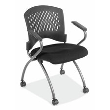 Nesting Chair with Casters