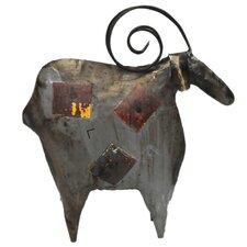 Schaf Recycled Oil Drum Sculpture