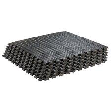 Interlocking Foam Puzzle Excise Mat (Set of 6)