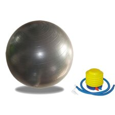 Yoga and Pilates Stability Ball with Pump