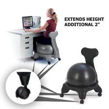 Balance Ball Chair Extension (Set of 4)