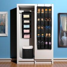 Sorbus 3 Piece Closet Organizer Set