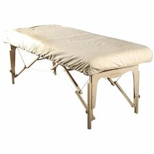 Flannel Fitted Massage Table Cover