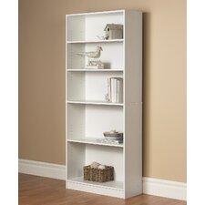 "5 Shelf 71.5"" Standard Bookcase"