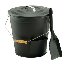 Ash Container and Shovel