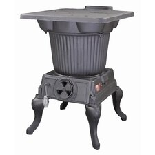 Rancher 1,000 Square Foot Wood/Coal Stove