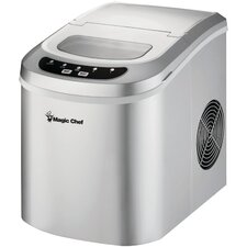 "14.5"" 27 lb. Portable Ice Maker"