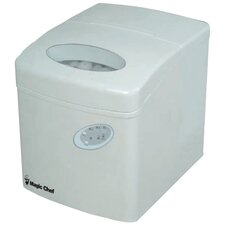 "14.5"" 27 lb. Portable Ice Maker"