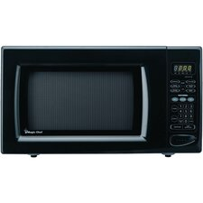 1.6 Cu. Ft. 1100W Countertop Microwave