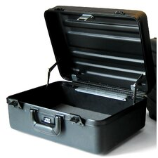 Tool Case with Combo Lock, Top And Bottom Pallets