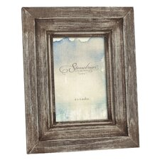 Latitudes Weathered Painted Picture Frame (Set of 2)