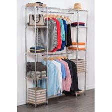 "EcoStorage™ 14"" Deep Expandable Closet Organizer"