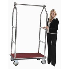 Tall Luggage Cart