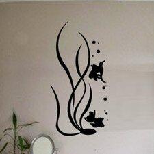 Underwater Life Vinyl Wall Decal