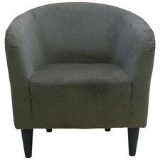 Savannah Lilian Amanda Green Club Chair
