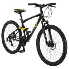 """Men's Stasis Expert 26"""" Full Suspension Mountain Bike"""
