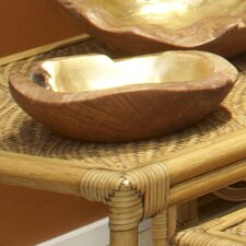 Teak Root Decorative Bowl