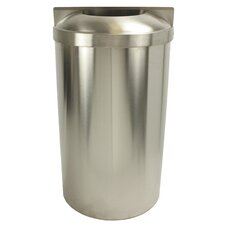 16-Gal Wall Mounted Waste Receptacle