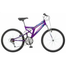 "Girl's 24"" Shire Mountain Bike"