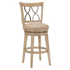 "Reydon 30"" Swivel Bar Stool with Cushion"