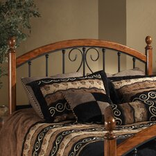 Burton Way Metal Headboard