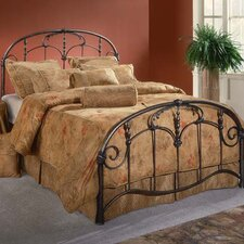Jacqueline Metal Bed