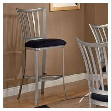 "Delray 30"" Bar Stool with Cushion"