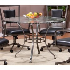 Auckland Glass Round Dining Table Top