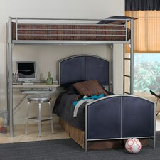 Universal Youth Twin Over Twin Loft  Bed
