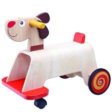 Puppy Push / Scoot Ride-On