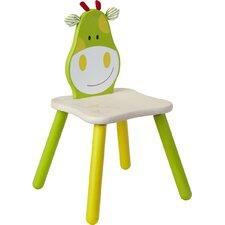 Giraffe Kid's Desk Chair