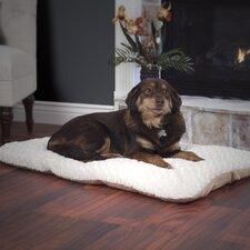 Lavish Cushion Furry Dog Pillow