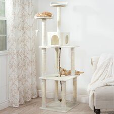 "72"" Sleep & Play Cat Tree"