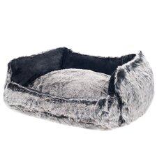 Faux Fur Mink Dog Bed