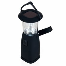 Whetstone 6 LED Solar and Dynamo Powered Camping Lantern