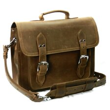 Full Leather Laptop Briefcase