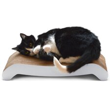 Reversible Curve Cat Scratcher