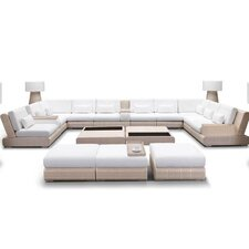 Sumba 16 Piece Sectional Seating Group