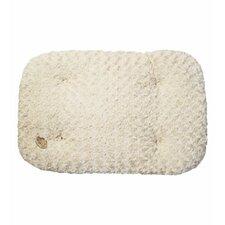 40 Winks Swirl Luxury Mattress Dog Bed in Beige
