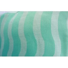 Fouta Wave Stripe Beach Towel