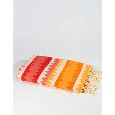 Fouta Ethnic Stripe Beach Towel