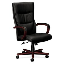 VL844 Series High-Back Leather Executive Chair